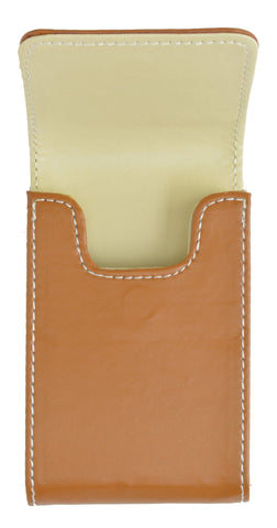 Genuine Leather Pull out Credit Cards holder - WholesaleLeatherSupplier.com  - 4