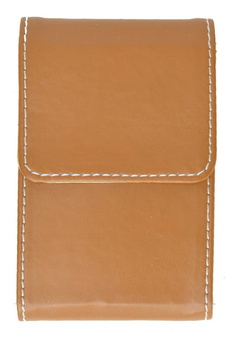 Genuine Leather Pull out Credit Cards holder - WholesaleLeatherSupplier.com  - 5