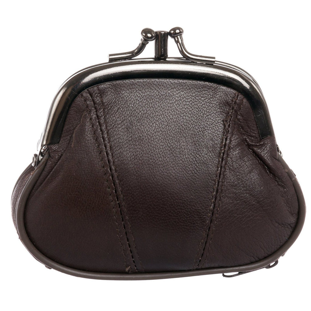 Genuine Leather Change Purse