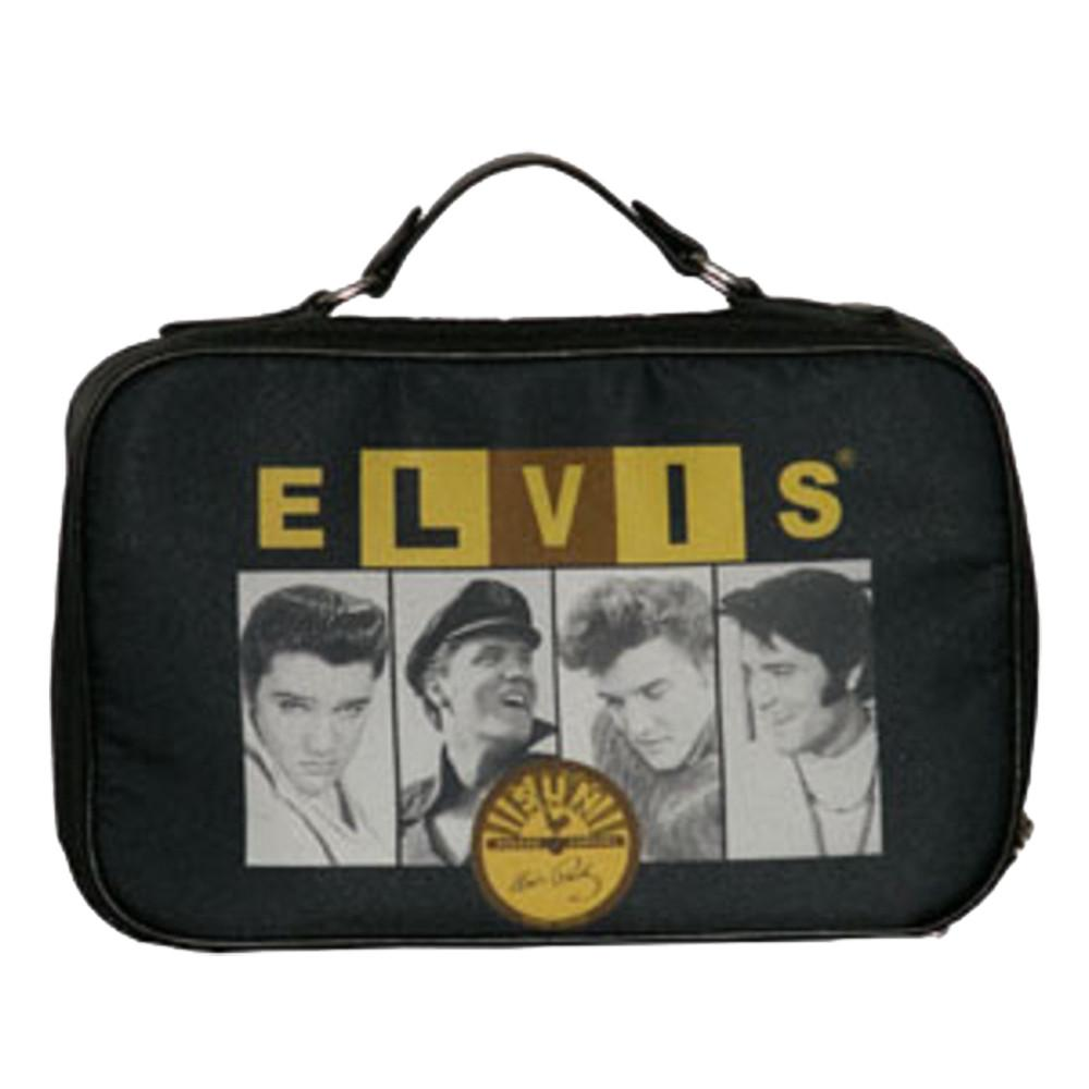 Licensed Elvis & Sun Toiletry Case