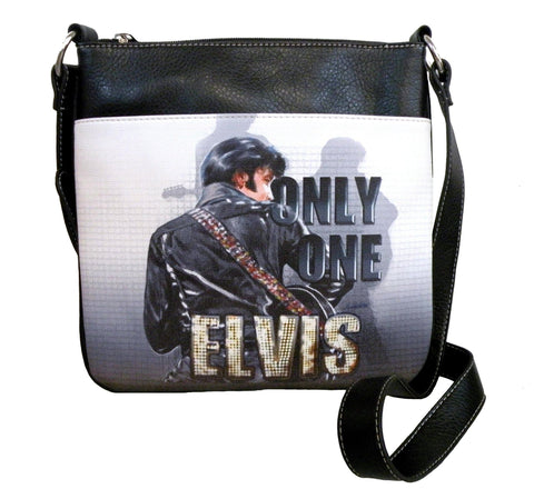 Only One Elvis licensed crossbody for women