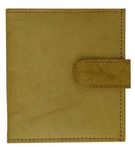 Unisex Genuine Leather Bi-fold Credit Card Wallet - WholesaleLeatherSupplier.com  - 11