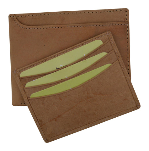 Removable ID Card Premium Leather Wallet