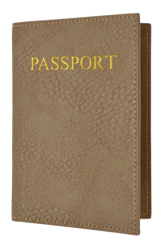 Passport Cover Holder - WholesaleLeatherSupplier.com  - 10