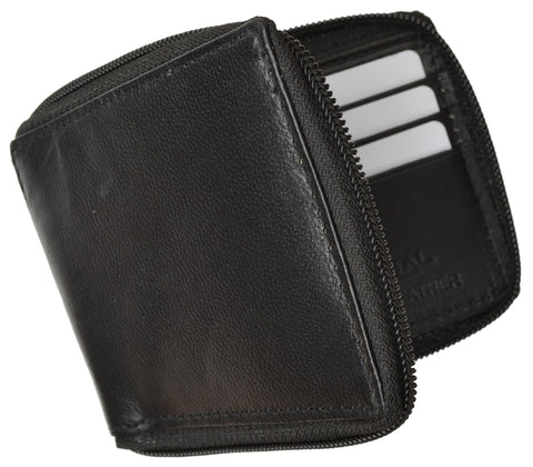 Men's Luxury Leather Casual Wallet - WholesaleLeatherSupplier.com  - 7