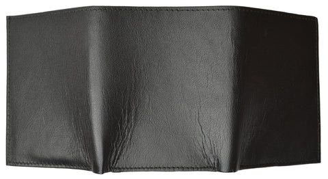 Men's 100% Genuine Leather Wallet - WholesaleLeatherSupplier.com  - 3