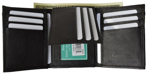 Men's Leather Wallet - WholesaleLeatherSupplier.com  - 6