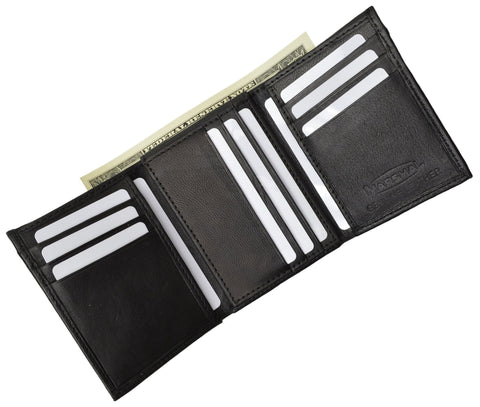 Men's Leather Wallet - WholesaleLeatherSupplier.com  - 5