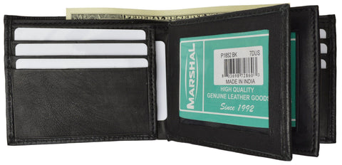 Men's Leather Wallet - WholesaleLeatherSupplier.com  - 8
