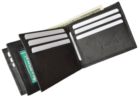 Men's Leather Wallet - WholesaleLeatherSupplier.com  - 7