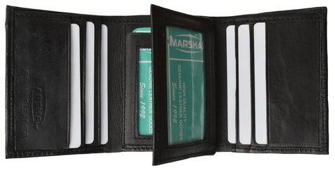 Men's Premium Leather Classic Wallet - WholesaleLeatherSupplier.com  - 2