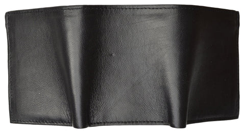 Men's Premium Leather Classic Wallet - WholesaleLeatherSupplier.com  - 4