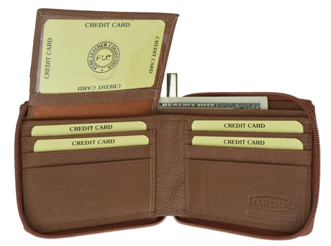 Men's premium Leather Quality Wallet