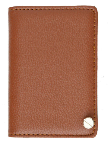 Genuine Leather Flip out Credit Card Holder - WholesaleLeatherSupplier.com  - 6