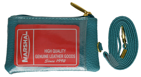 I.D. Holder with Neck Strap - WholesaleLeatherSupplier.com  - 6