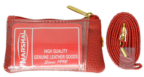 I.D. Holder with Neck Strap - WholesaleLeatherSupplier.com  - 11