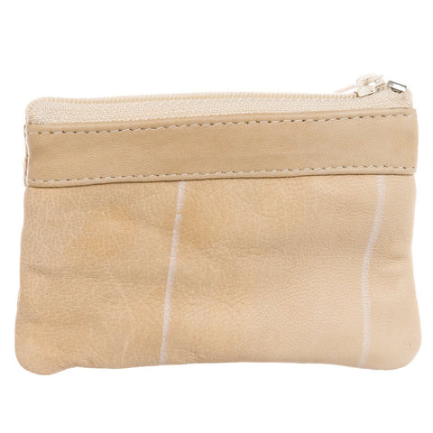 Leather Change Purse w/ Key Ring - WholesaleLeatherSupplier.com  - 17