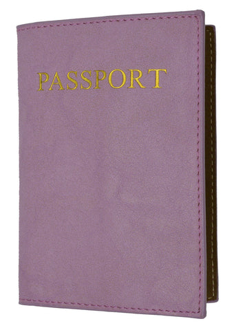 Passport Holder - Tan - WholesaleLeatherSupplier.com  - 6