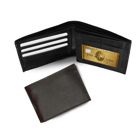 Horizontal Men Leather Wallet