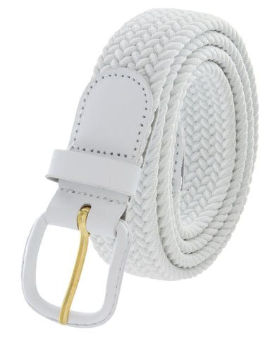 Braided Stretch Belt - WholesaleLeatherSupplier.com  - 14