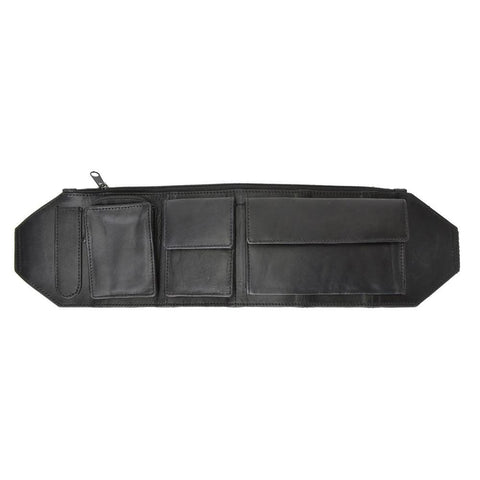 Waist Pouch Genuine Leather