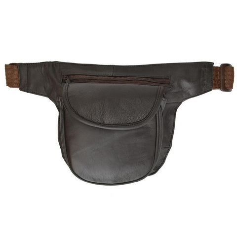 Waist Pouch Small Leather Pouch
