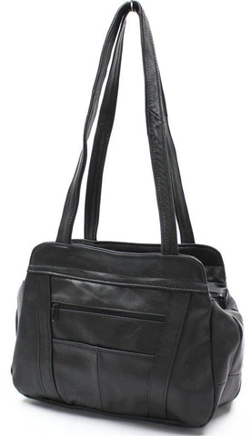 Tote Leather Bag - WholesaleLeatherSupplier.com  - 38