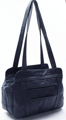 Tote Leather Bag - WholesaleLeatherSupplier.com  - 11
