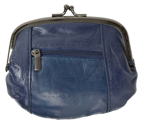 Soft Lambskin ID Change Purse