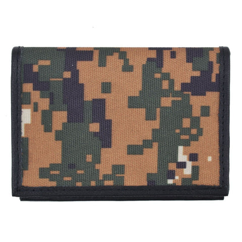 RFID Camouflage Pattern Business Card Case