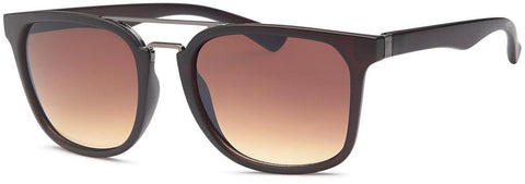 Modern Square Fashion Unisex Sunglasses - Pack of 4