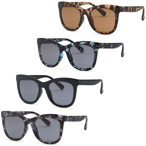 Original Thick Sunglasses for women - 4Pack