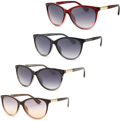 AFONiE Classic Style Sunglasses - Pack of 4