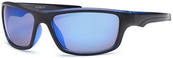 AFONiE Rectangle Sport Sunglasses For Men 4 Pack