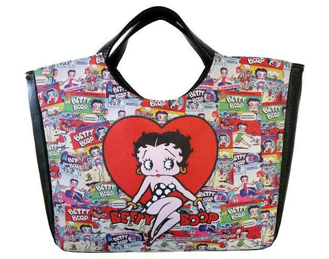 Licensed Betty Boop Lunch Tote