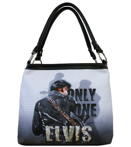 Licensed Elvis Presley Classic Medium Tote