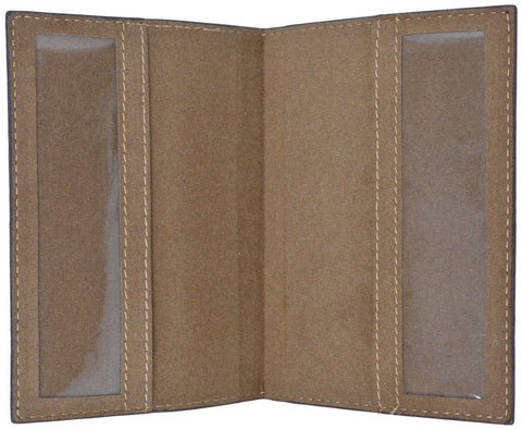 Passport Holder - Brown - WholesaleLeatherSupplier.com  - 15