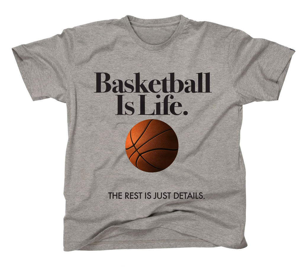 AFONiE Basketball Is Life Kids T-Shirt