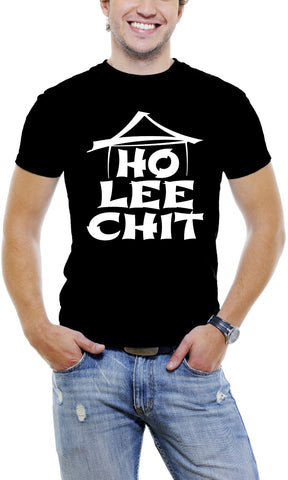 AFONiE Ho Lee Chit Funny Men T-Shirt