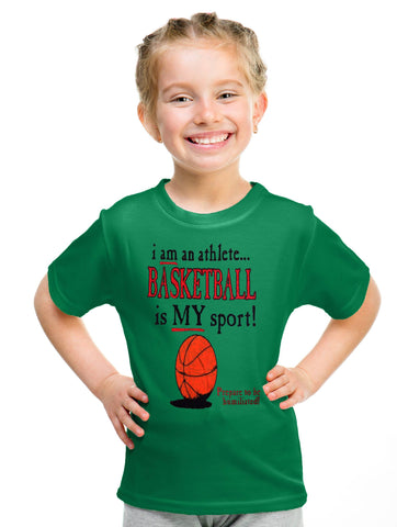 Basketball Kids T-shirt