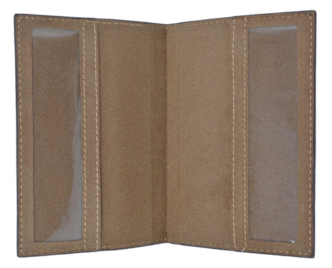 Soft Leather USA Logo Passport Cover Holder - WholesaleLeatherSupplier.com  - 17