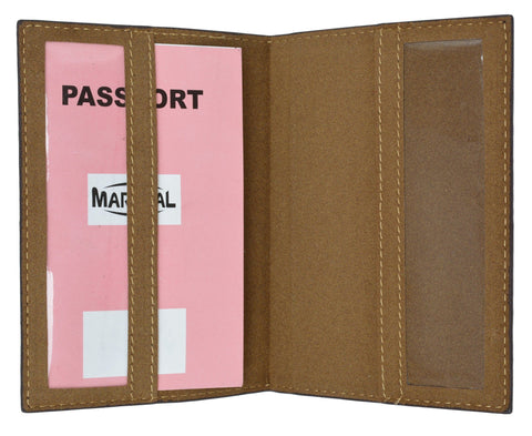 Passport Cover Holder - WholesaleLeatherSupplier.com  - 11