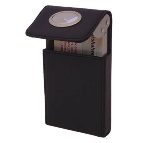 Luxury Genuine Leather Credit Card Holder - WholesaleLeatherSupplier.com
