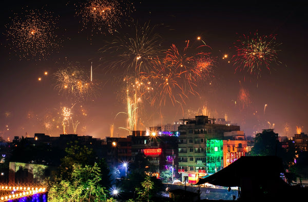 This diwali, ditch the firecrackers