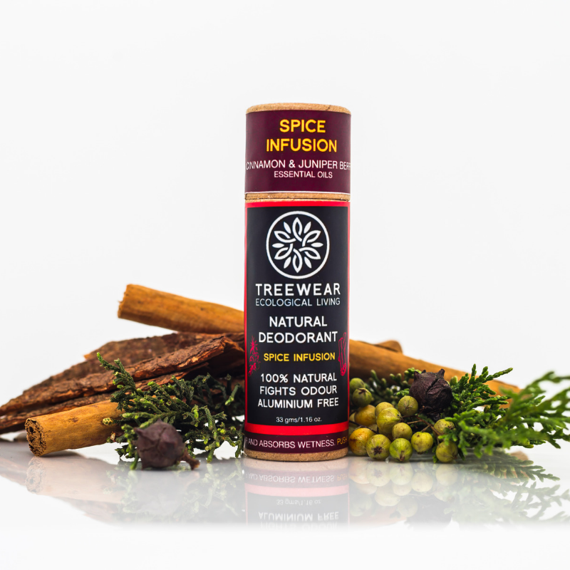 Natural Deodorant - Spice Infusion