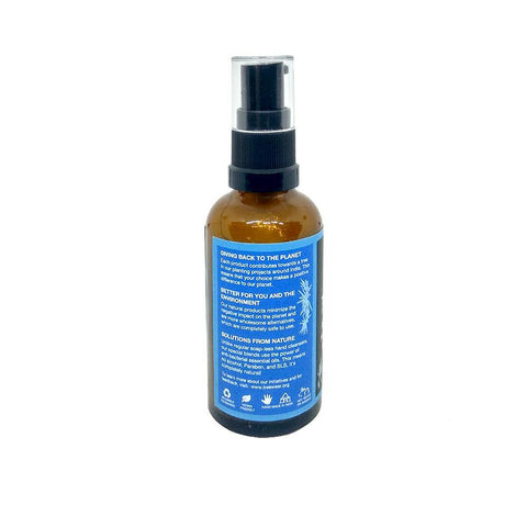 Natural Hand Sanitizer - Balanced Blend (50ml)