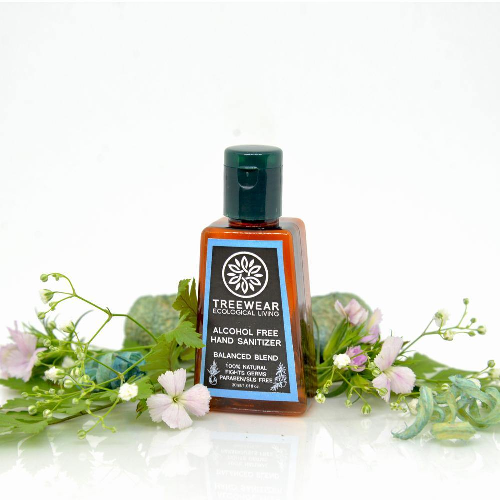 Natural Hand Sanitizer - Balanced Blend (30ml)