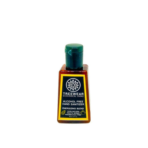 Natural Hand Sanitizer - Energizing Blend (30ml)
