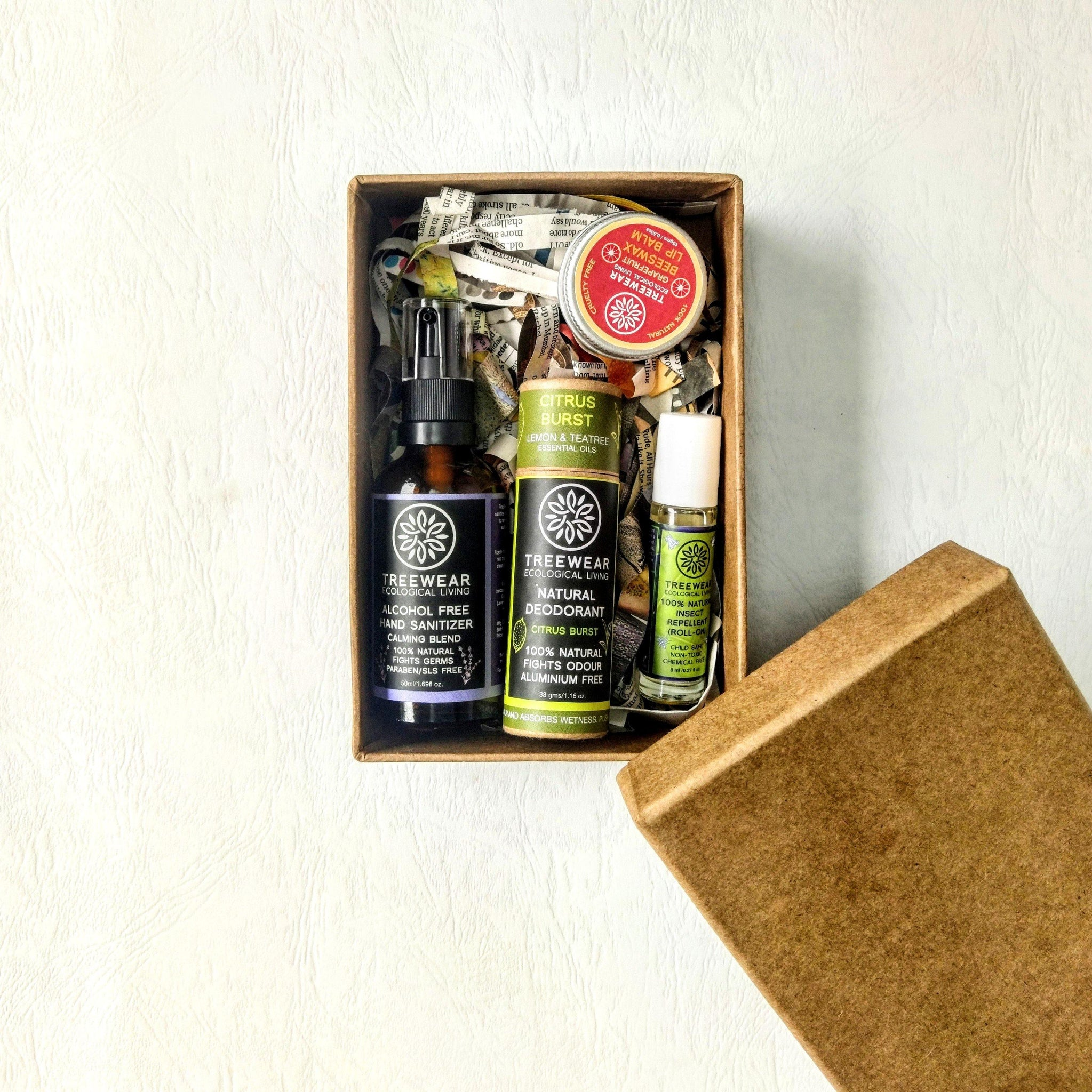 Sustainability Starter Kit - Gift Set
