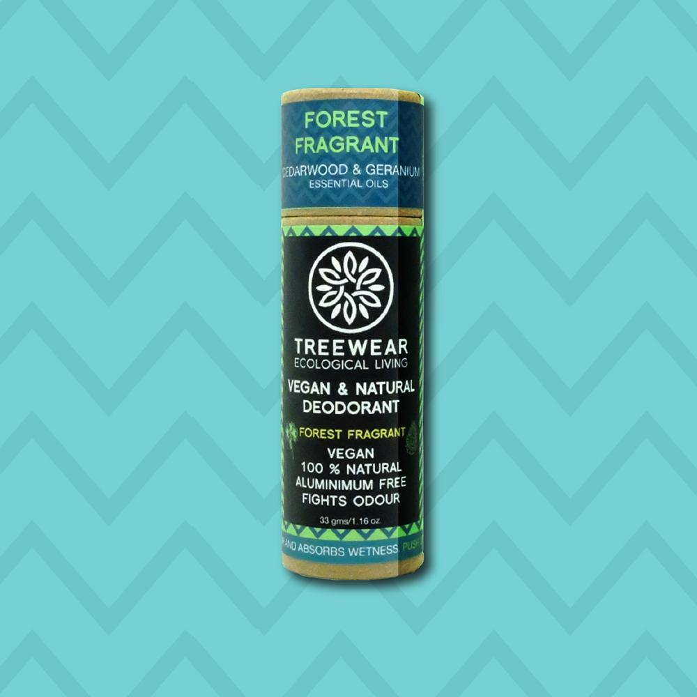 VEGAN Deodorant Stick - Forest Fragrant